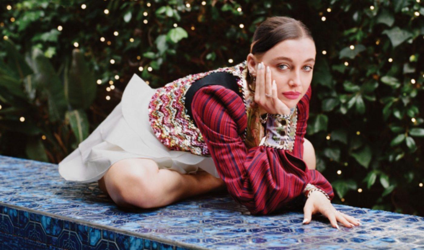 Emma Chamberlain Graces Cover Of Latest 'Allure' Magazine