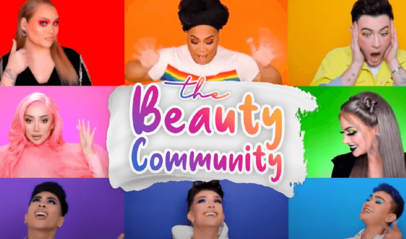 """James Charles Brings In 7 YouTube Gurus For Self-Dubbed """"Biggest Beauty Collab In History"""""""