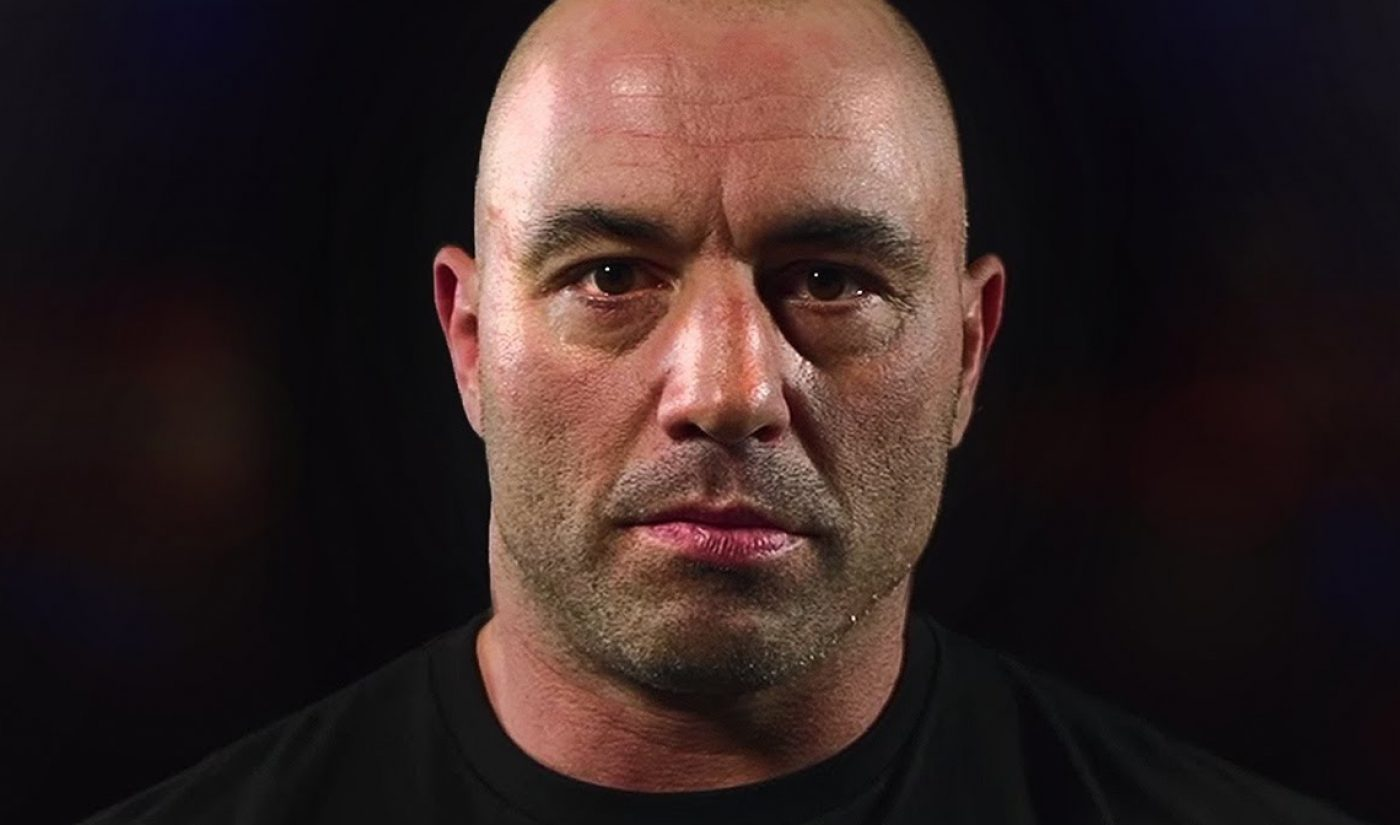$100 Million Deal Sees Joe Rogan's Podcast Become A Spotify Exclusive—In Both Video And Audio Form