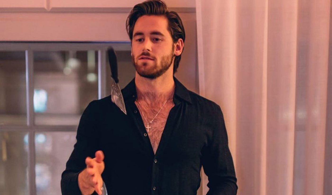 "TikTok Millionaires: Rob Huysinga—TikTok's ""Sexy Ice Cream Man""—On Building His Personal Brand After A ""Huge Lesson"" In Going Viral"