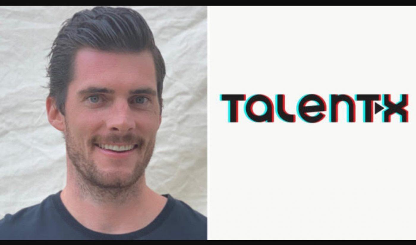 TikTok And Digital Talent Firm 'TalentX' Onboards Former Gersh Agent Sean Stewart
