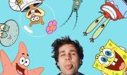 David Dobrik To Host 'SpongeBob SquarePants' Fan Special On Nickelodeon