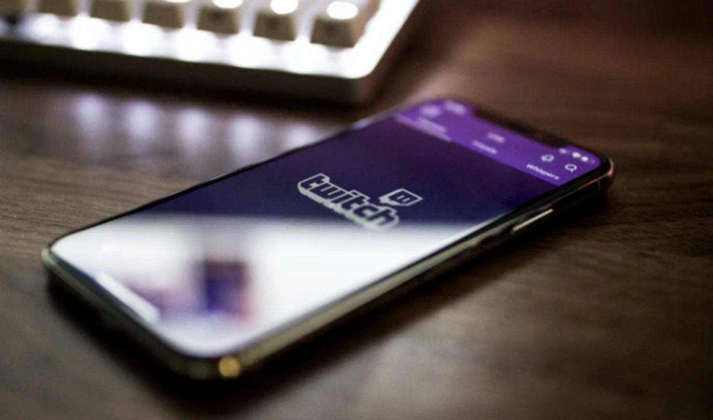 Twitch Launches Esports Directory To Help Viewers Navigate Pro Gaming Streams