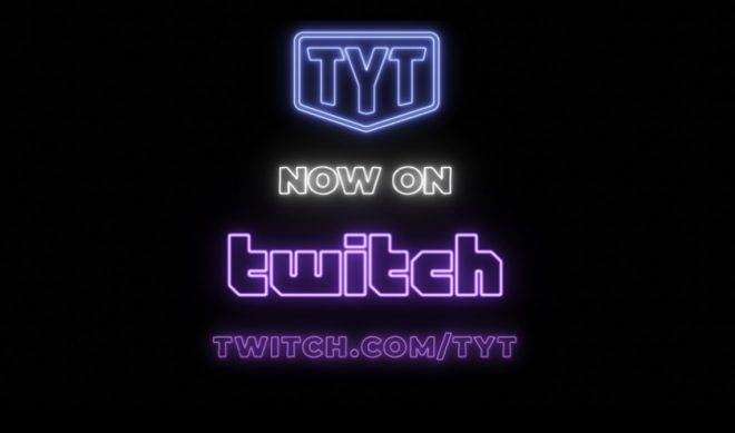 Digital News Network 'The Young Turks' Launches Twitch Channel