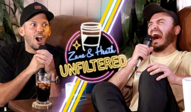 Rooster Teeth's The Roost Podcast Network Signs 'Zane And Heath: Unfiltered' (Exclusive)