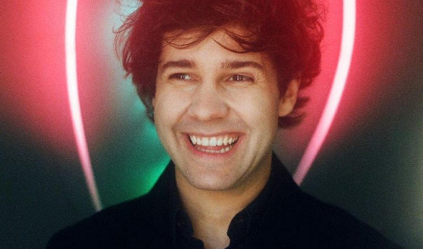 David Dobrik's 'Dispo' App Reportedly Eyeing Series A Funding Round At $100 Million Valuation