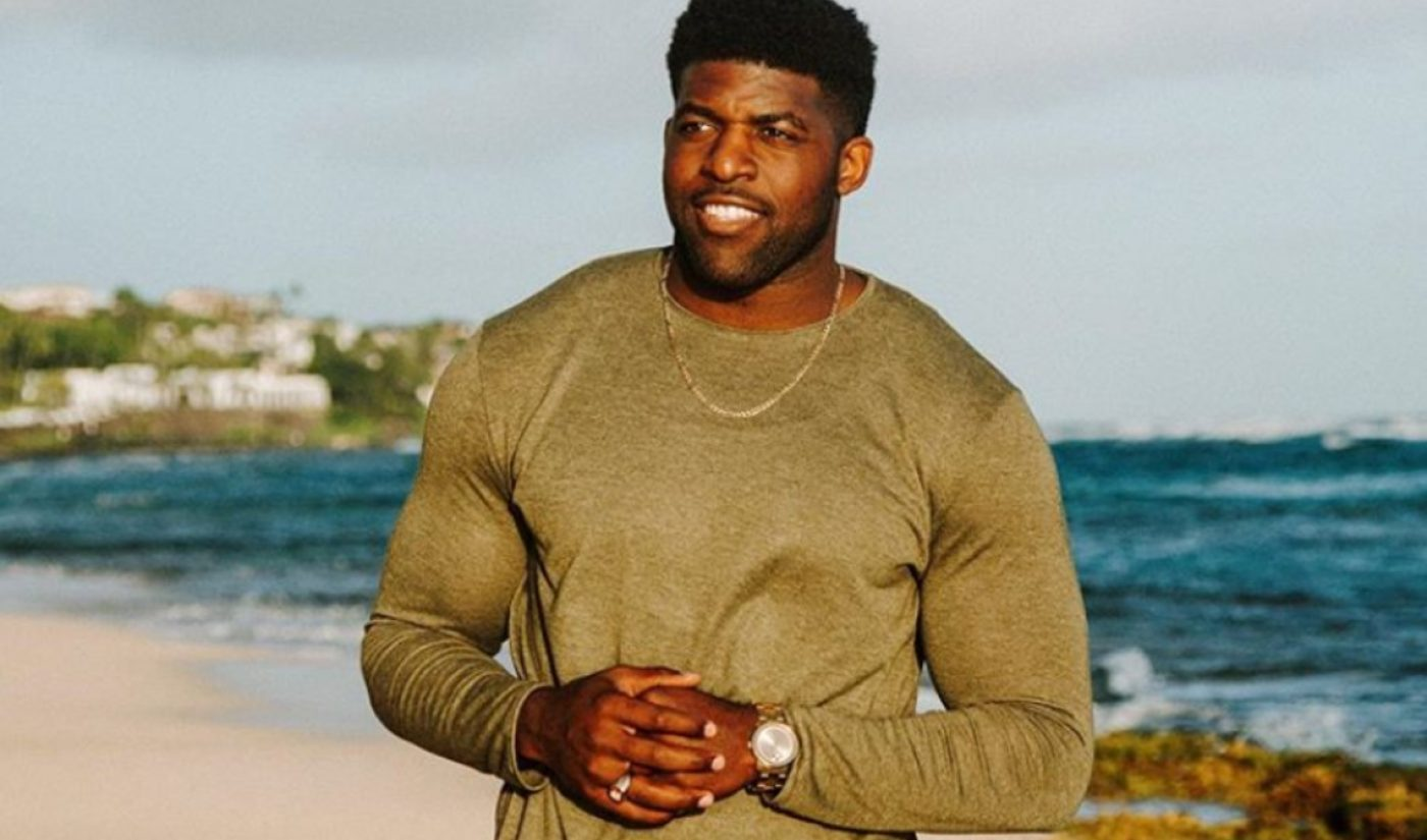 Former NFL Player Emmanuel Acho Launches Viral 'Uncomfortable Conversations With A Black Man' Series