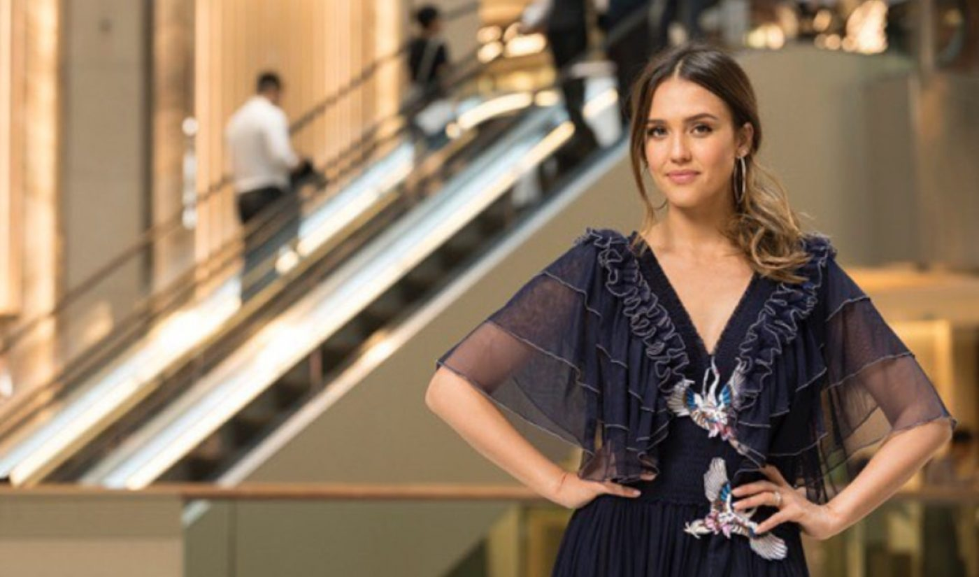 Jessica Alba Drops Beauty Interview Series On Newly-Launched YouTube Channel