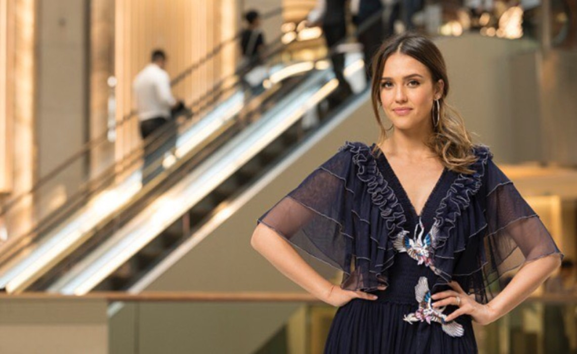 Jessica Alba Drops Beauty Interview Series On Newly Launched Youtube Channel Tubefilter