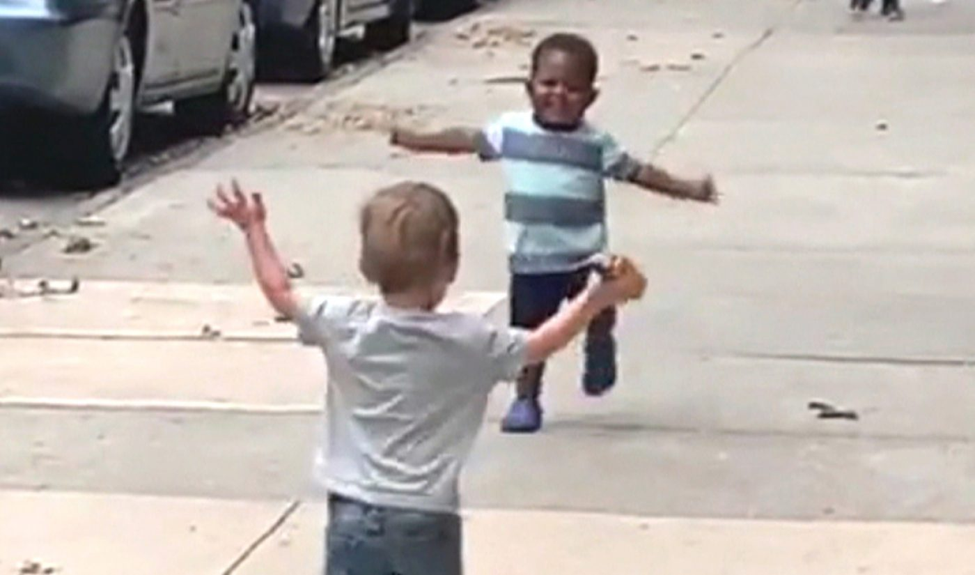 Jukin Media Steps In With Copyright Claim After Trump Posts Doctored Video Of Hugging Toddlers