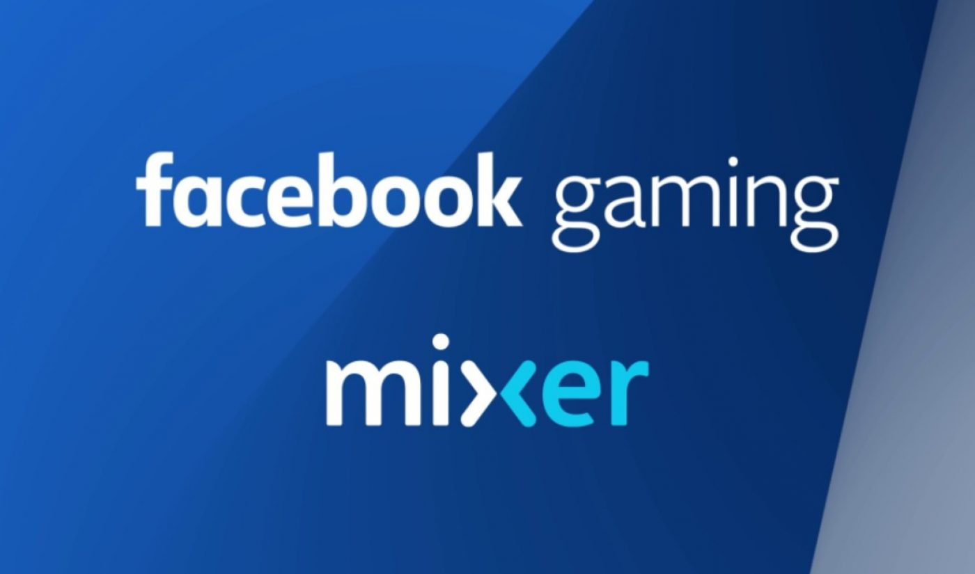 Microsoft Shutters Mixer, Looks To Shepherd Creators To Facebook Gaming As Part Of New Pact