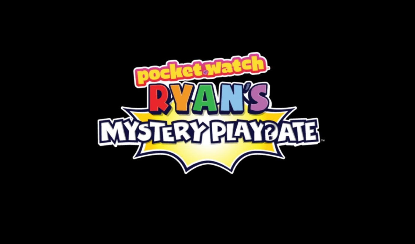 Pocket.watch Sets Global Rollout For 'Ryan's Mystery Playdate' After Season 4 Pickup At Nickelodeon