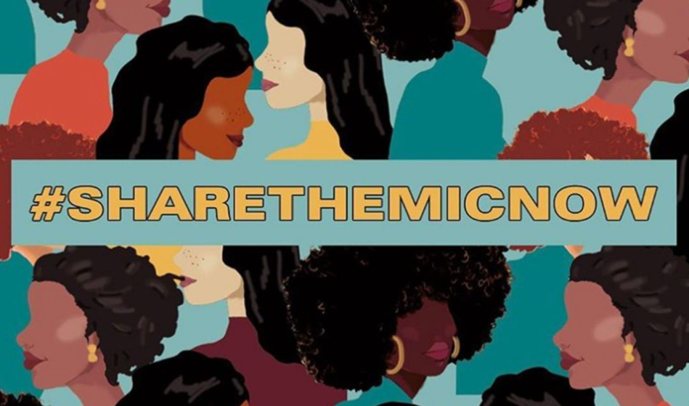 #ShareTheMicNow Campaign Seeks To Magnify The Voices Of Black Women On Instagram