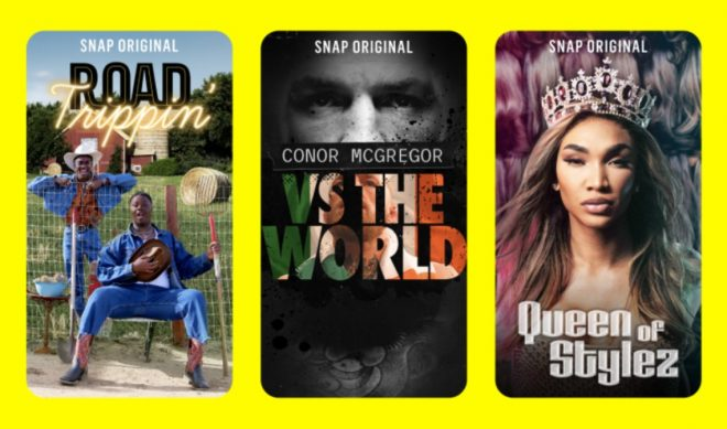 Snap Taps Rickey Thompson, Denzel Dion For Original Docuseries; Re-Ups With Disney, ViacomCBS, More For 'Discover'