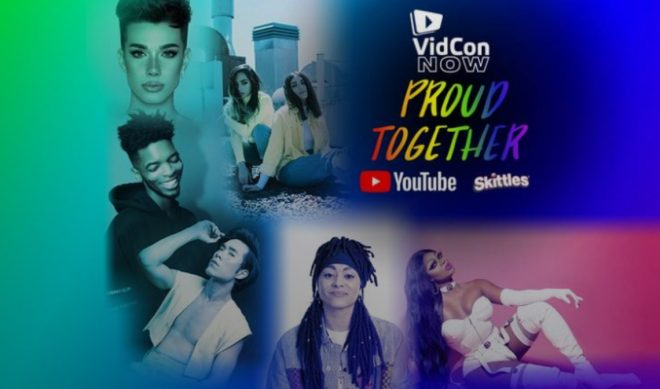 VidCon Taps AmbersCloset, Eugene Lee Yang, James Charles For Pride-Themed Stream