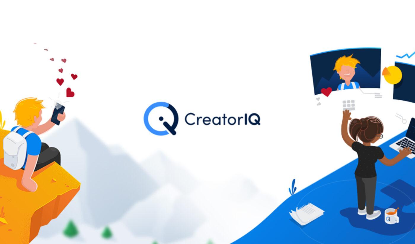 Influencer Marketing Firm CreatorIQ Closes $24 Million Funding Round