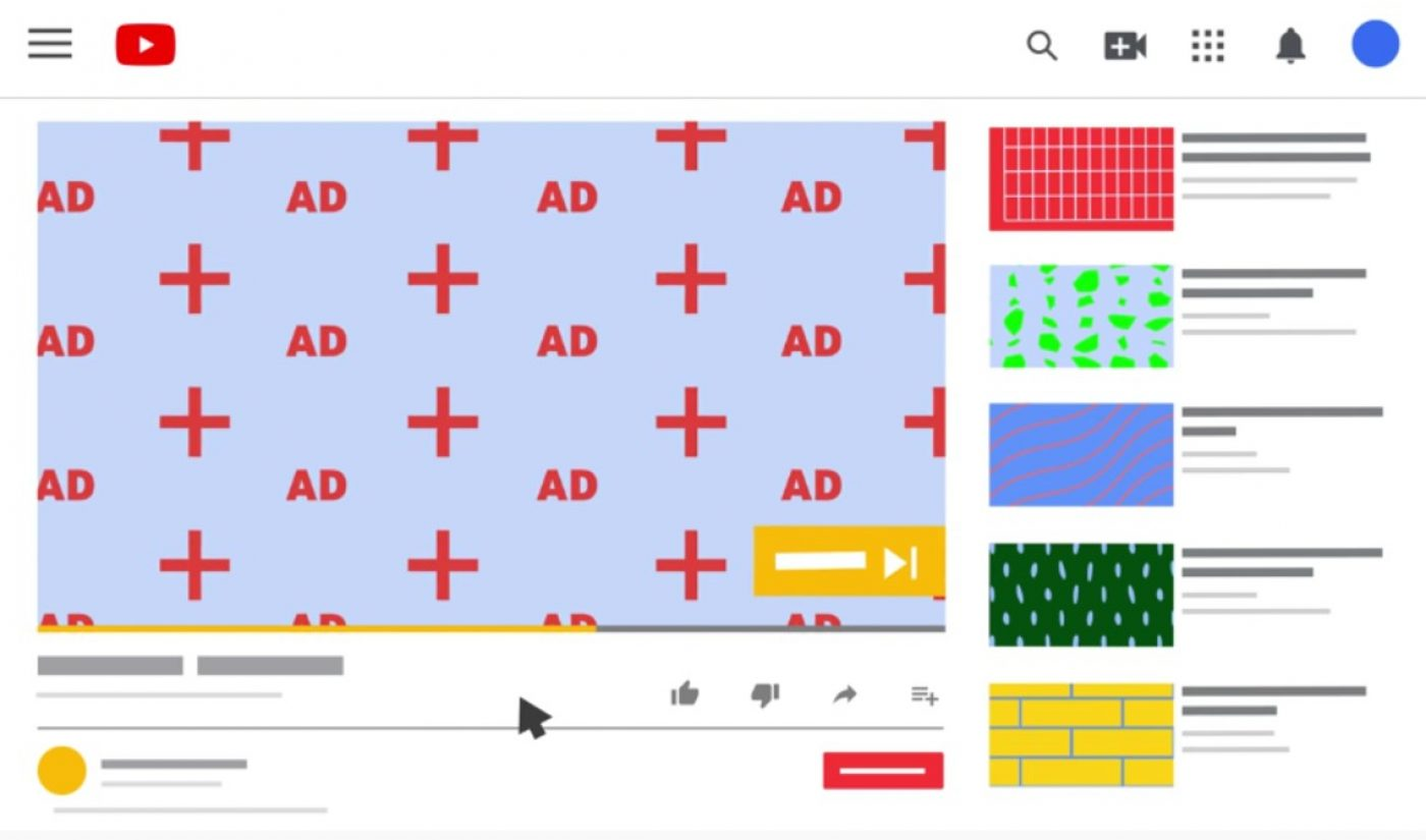YouTube Lowering Minimum Video Length For Mid-Roll Ads From 10 To 8 Minutes
