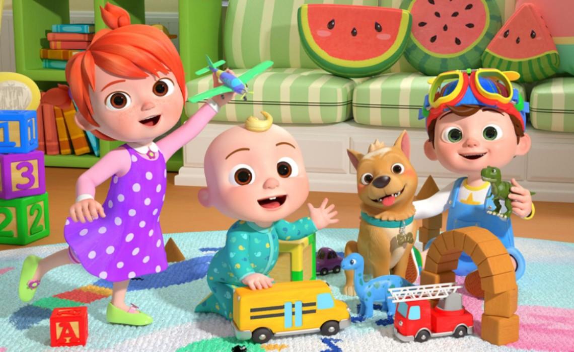 Moonbug Raises 120 Million Acquires Children S Youtube Titans Cocomelon And Blippi Tubefilter