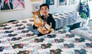YouTube Digital Artist Ross Tran Releases First Kickstarted Book, 'Nima'
