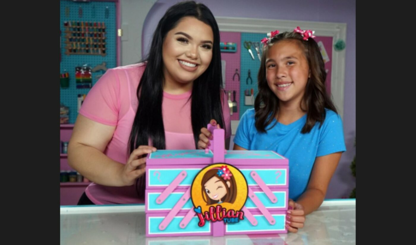 Pocket.watch Content Package Launches On Hulu With JillianTubeHD, Karina Garcia, More