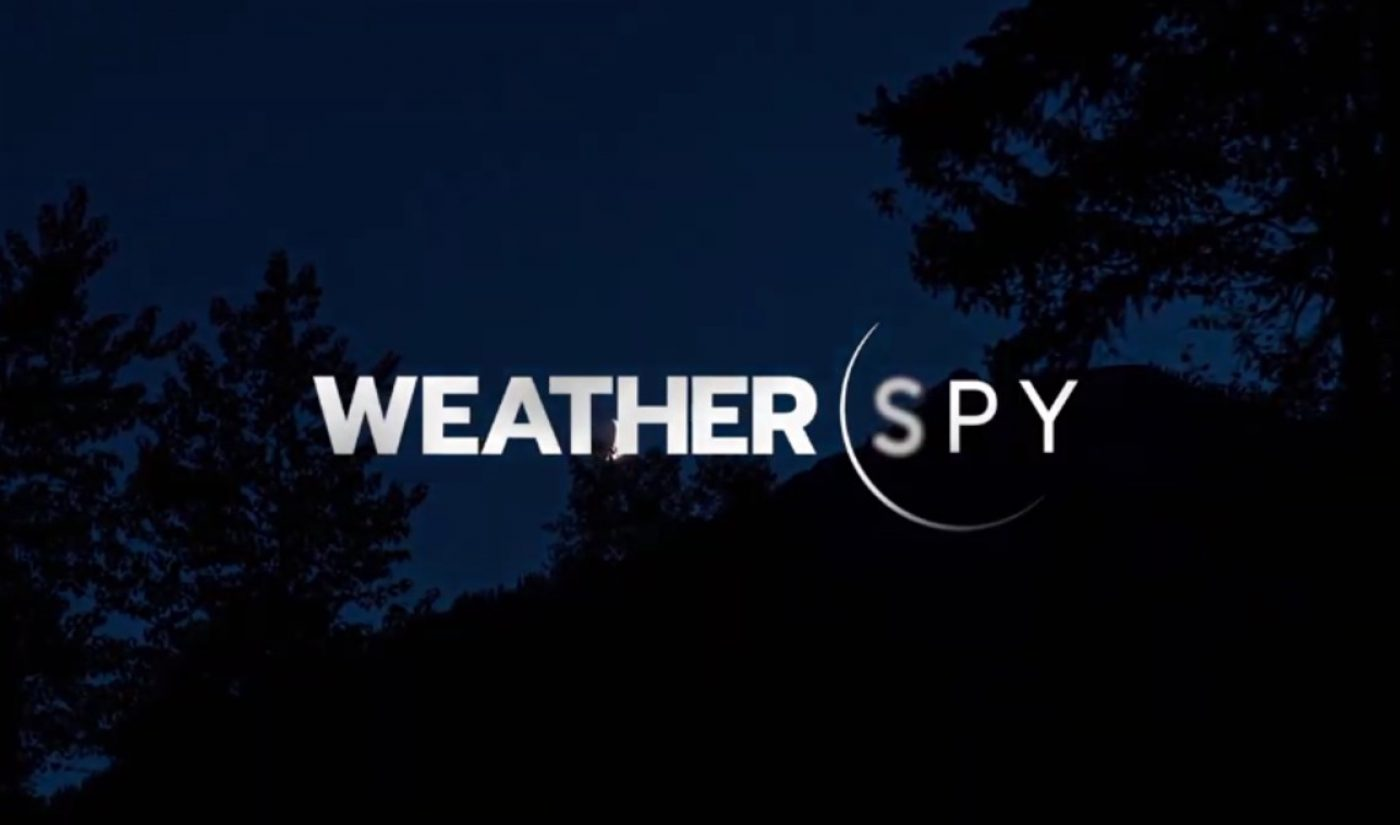 Jukin Launches Fourth OTT Brand, 'WeatherSpy', A Hip Weather Hub Targeting Cord Cutters