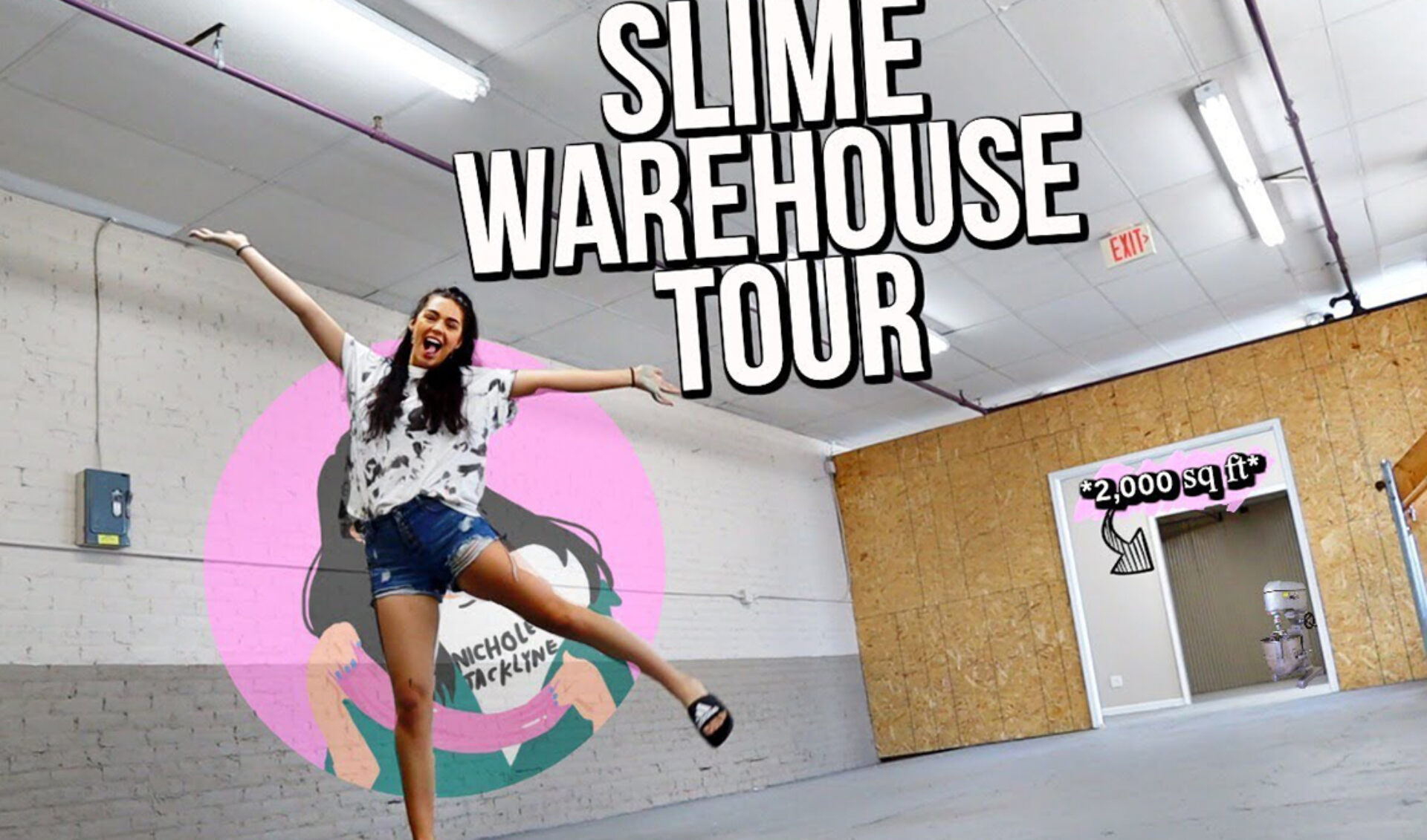 YouTube Millionaires: How Nichole Jacklyne Went From Summer Job To Slime Empire