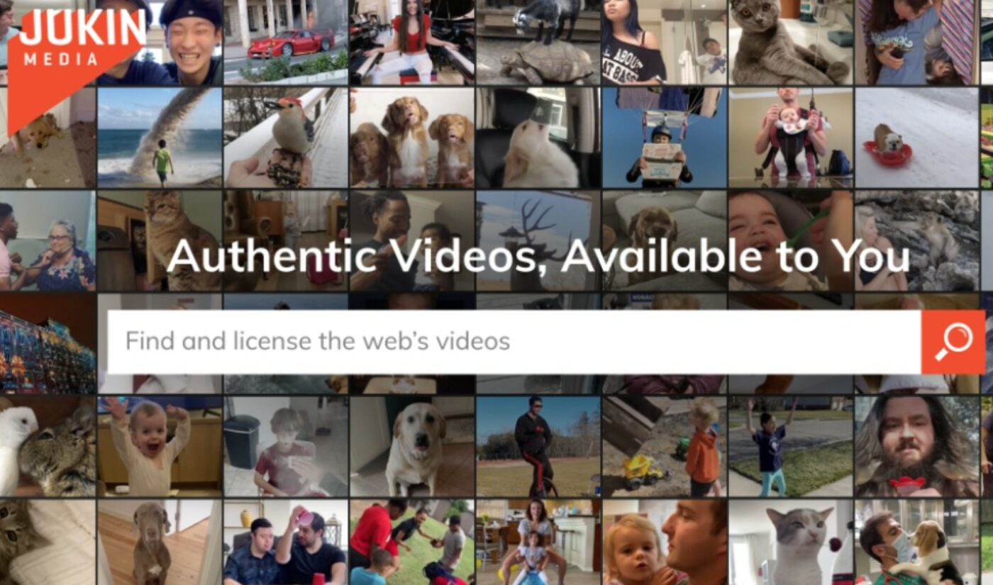 Jukin Launches Self-Service Platform Allowing Anyone To License Its Viral Videos, Starting At $50