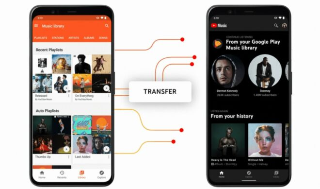 Google Play Music Will Finally Shutter In Favor Of YouTube Music This December