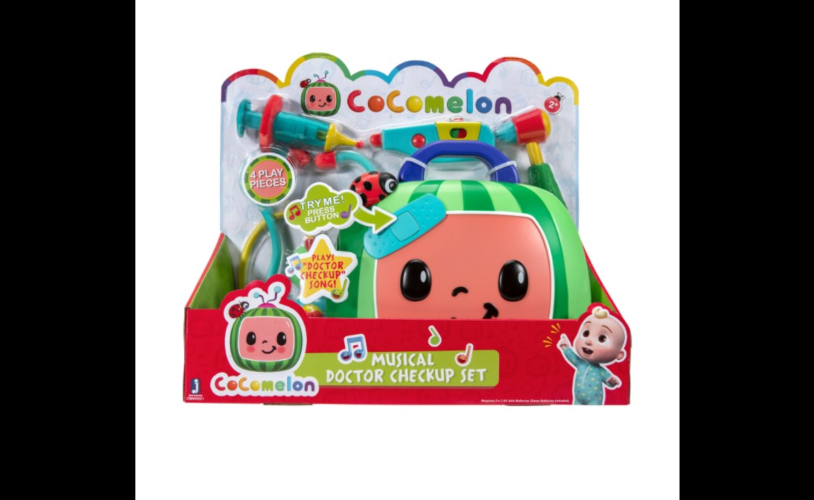 Moonbug S Cocomelon Enters Toy Business Says It S Replenishing Stock Amid High Demand Tubefilter