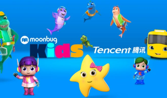 Moonbug Pushes Further Into China Via Content Pact With Tencent Video