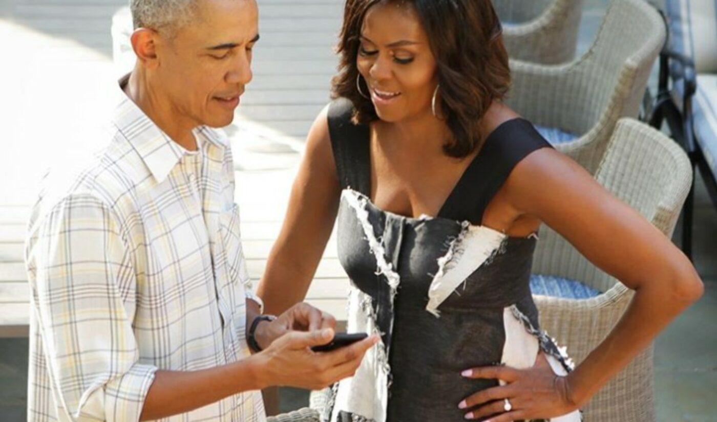 Text Message-Based Social Platform 'Community' Onboards President Obama