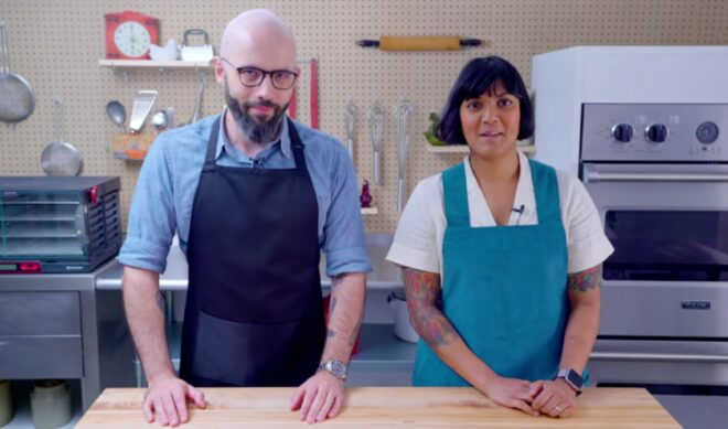 Binging With Babish Expands Media 'Universe', Welcoming Bon Appétit's Sohla El-Waylly Into The Fold