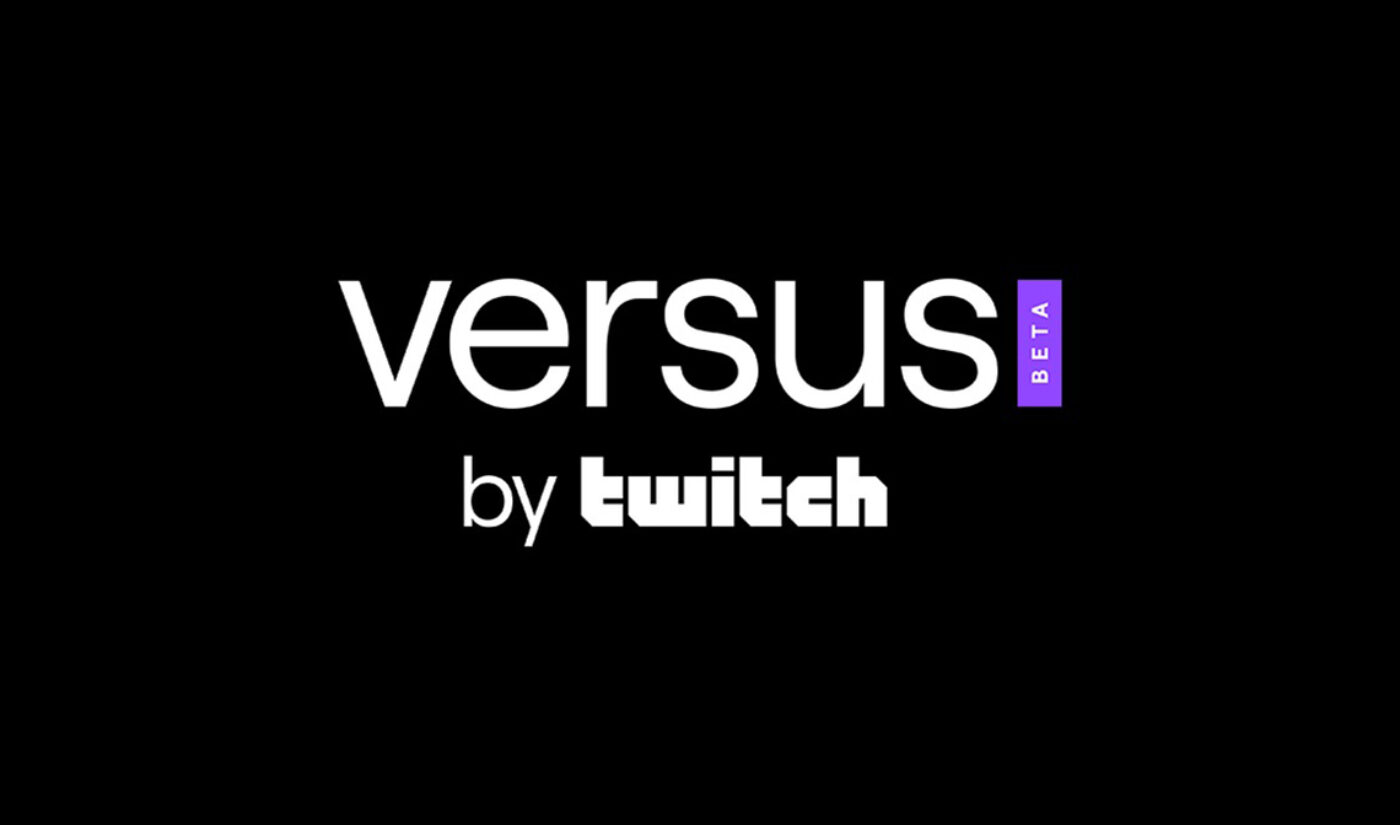 Twitch Unveils 'Versus,' Which Lets Anyone Create, Manage, And Livestream Their Own Esports Competition