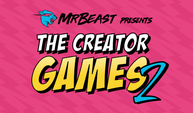Here Are The Starting Brackets For MrBeast's 'Creator Games 2,' Streaming Oct. 17