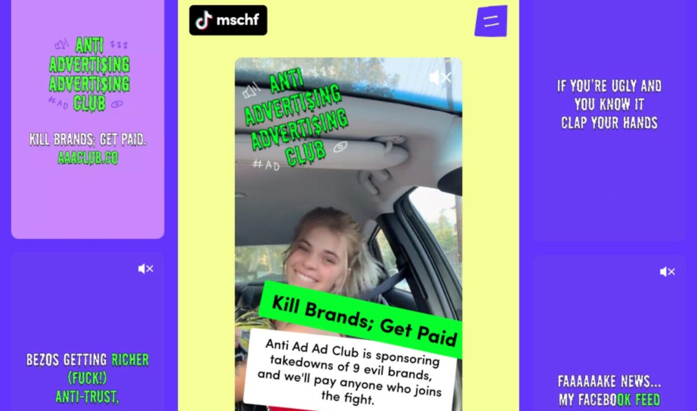"""Brooklyn-Based Startup MSCHF Wants To Pay Influencers To Take Down """"Evil"""" Brands"""