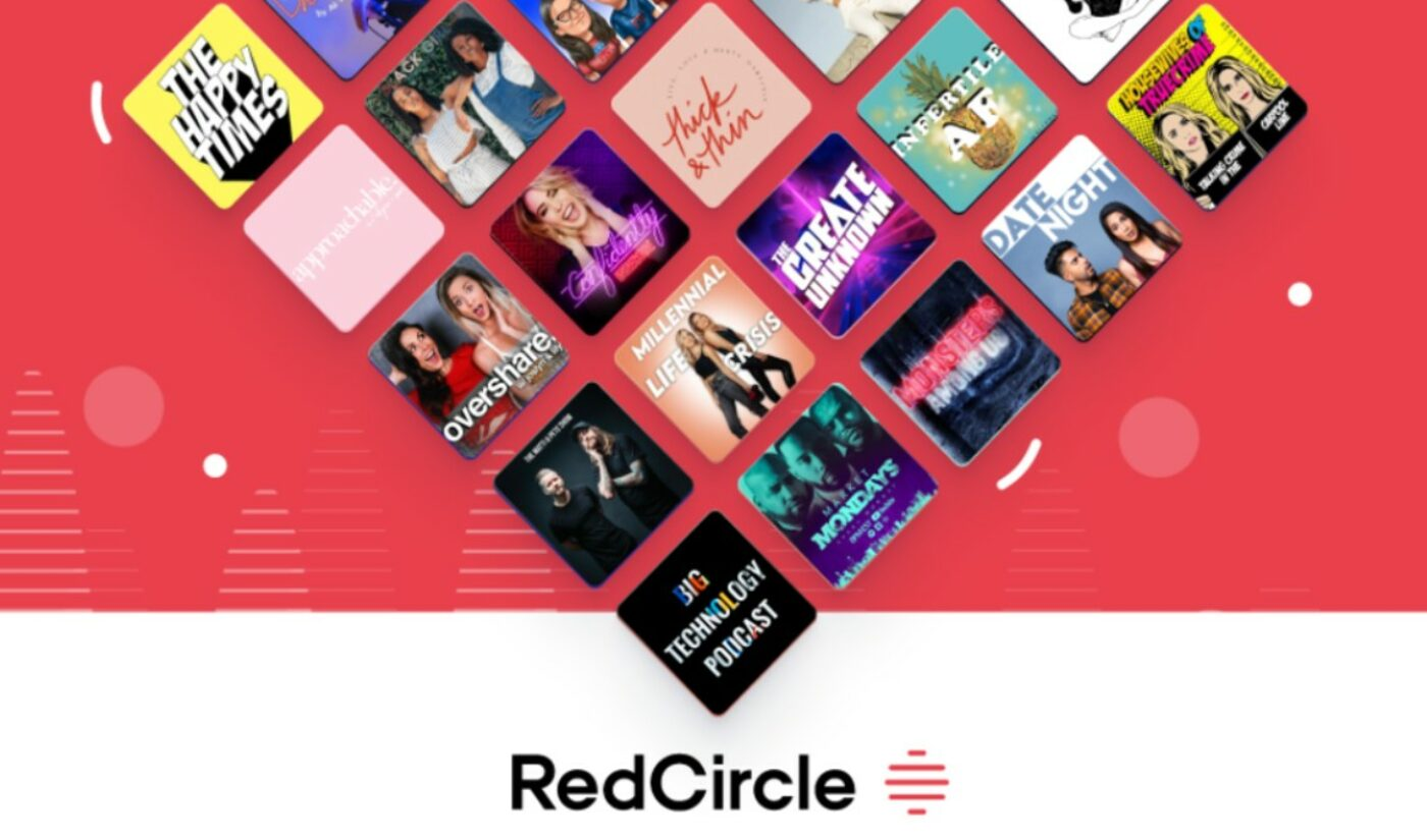 Podcast Startup 'RedCircle' Wants To Help YouTubers Launch Their Own Shows — And Get Paid