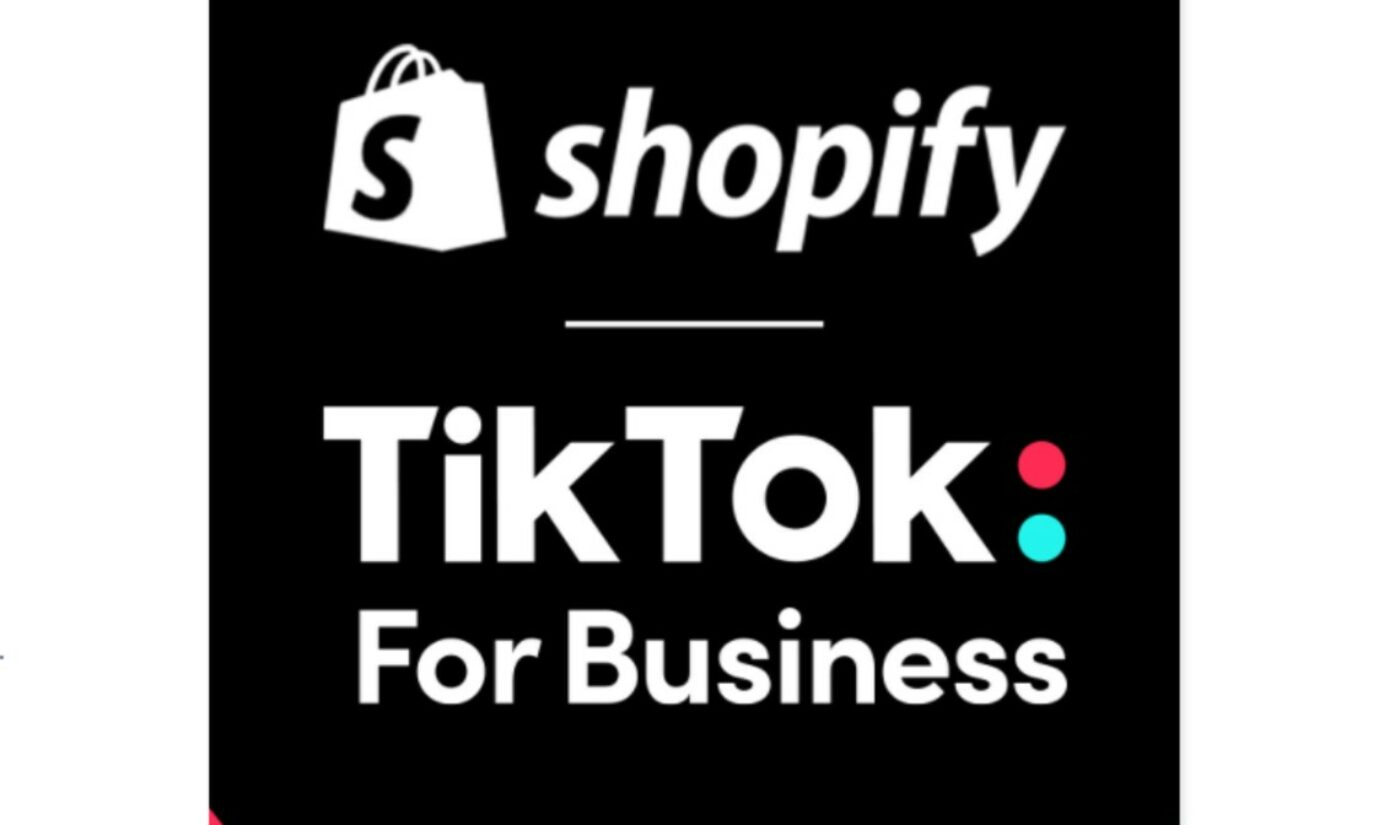 TikTok Links Up with Shopify For Ad Integration Amid Social Commerce Push