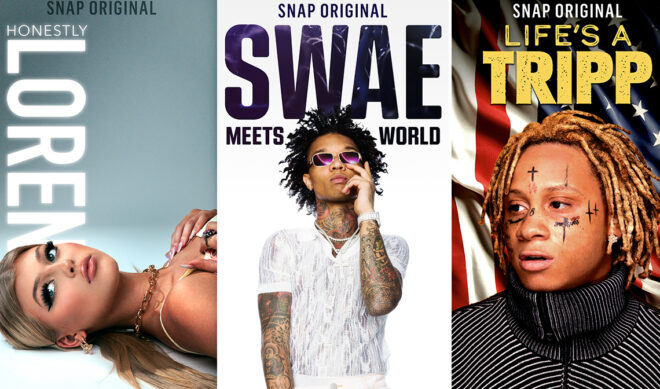 Snap Doubles Down On Docuseries, Unscripted Originals With New Shows From Kevin Hart, Loren Gray