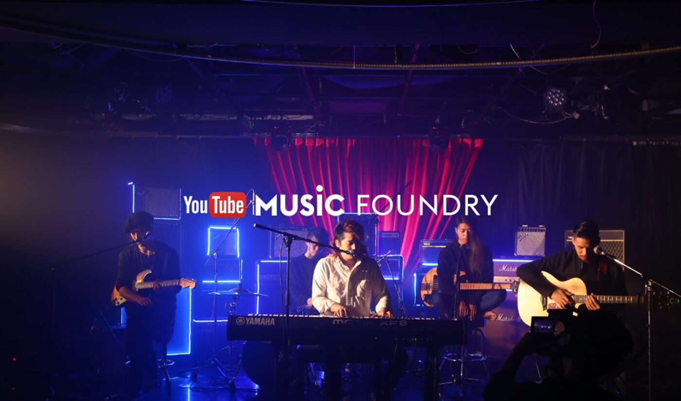 YouTube Music To Hold All-Day Digital Fest Featuring Artists From Its Foundry