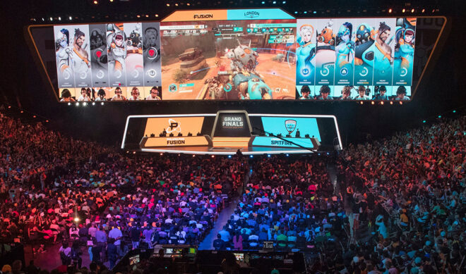 YouTube Newcomer Overwatch League Brings Record 1.55 Million Viewers For 2020 Grand Finals