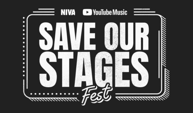 YouTube, NIVA To Host Virtual #SOSFEST Benefiting Independent Concert Venues