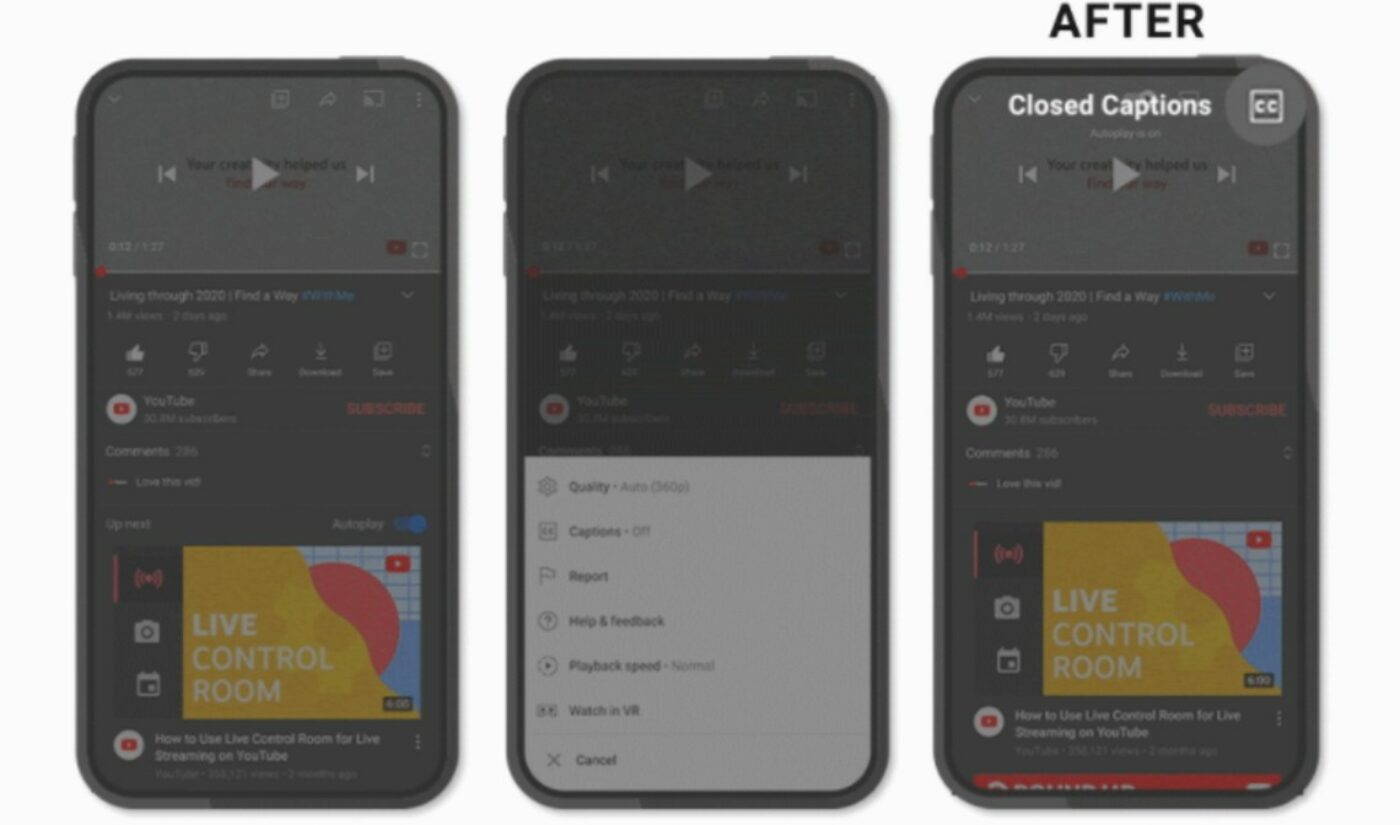 YouTube Adds New Navigational Gestures To Mobile App, Thumbnail View For Video 'Chapters'