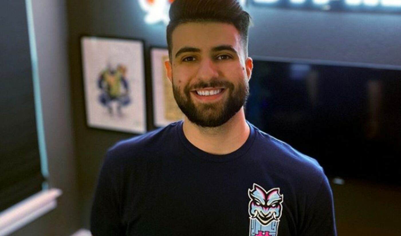 SypherPK Signs Exclusive Streaming Deal At Twitch, Establishes Talent Incubator For Up-And-Comers