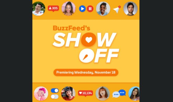 BuzzFeed Seeking Next Social Video Star In IGTV Competition 'Show Off'