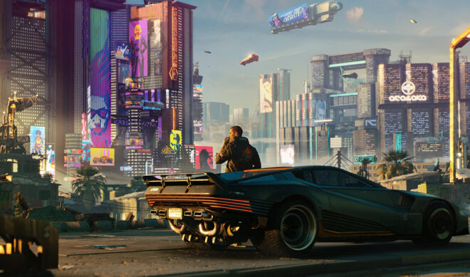 'Cyberpunk 2077' Has A Built-In Mode For Content Creators That Disables Copyrighted Music