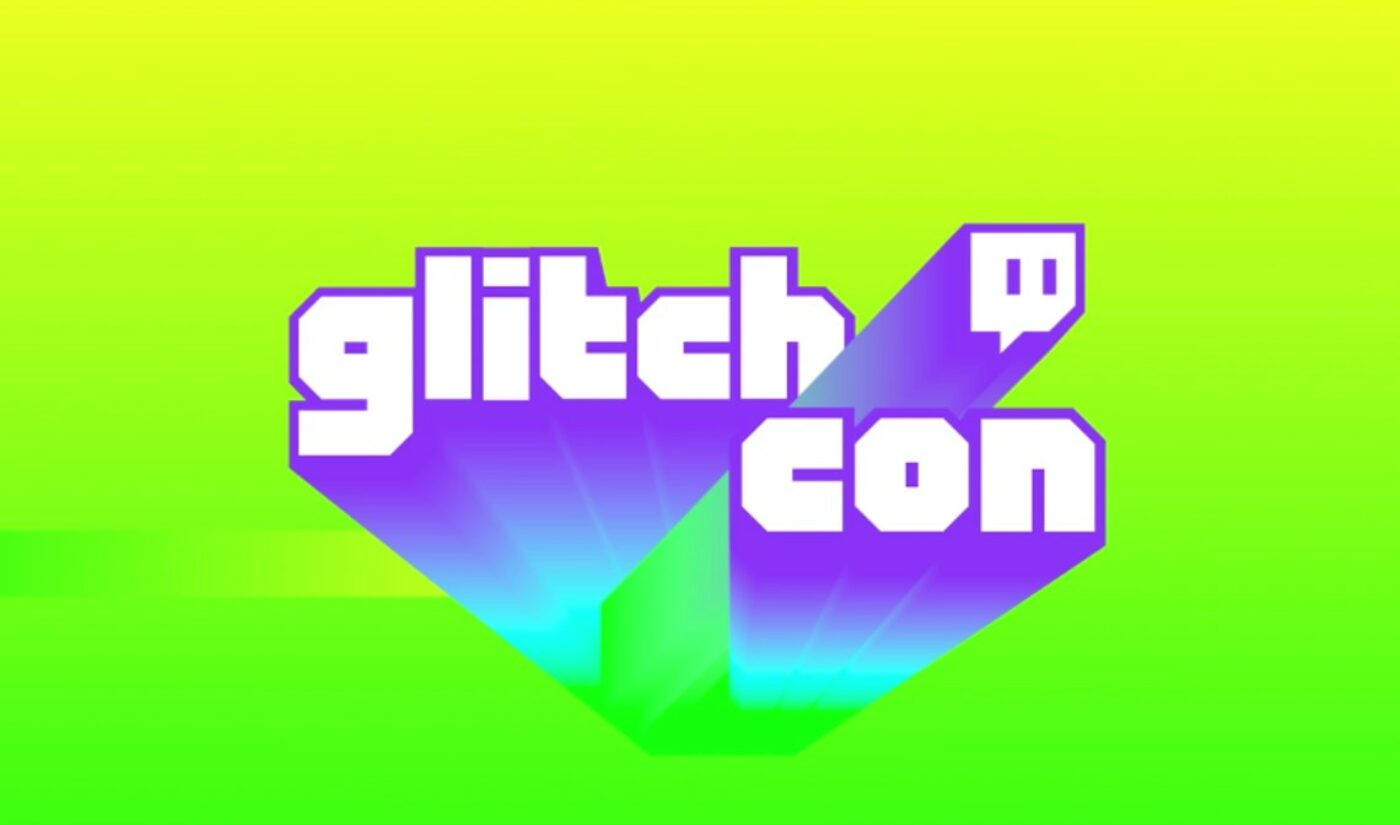 Twitch Unveils Full Rundown For Saturday's 'GlitchCon' — Its Virtual Reimagining Of TwitchCon