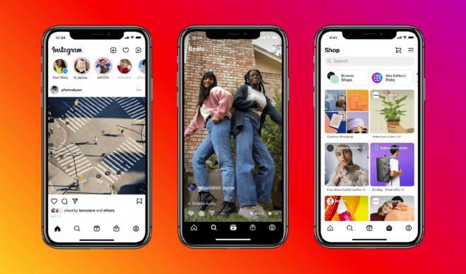 Instagram Gives Reels, Shop Permanent Spots On Nav Bar
