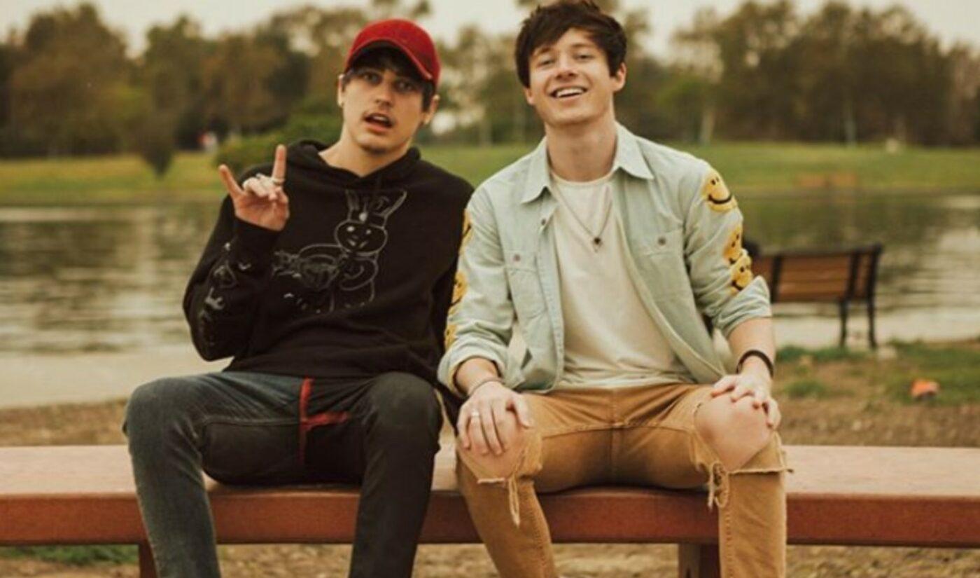 YouTube Ghost-Hunters Sam And Colby Release Debut YA Novel 'Paradise Island'