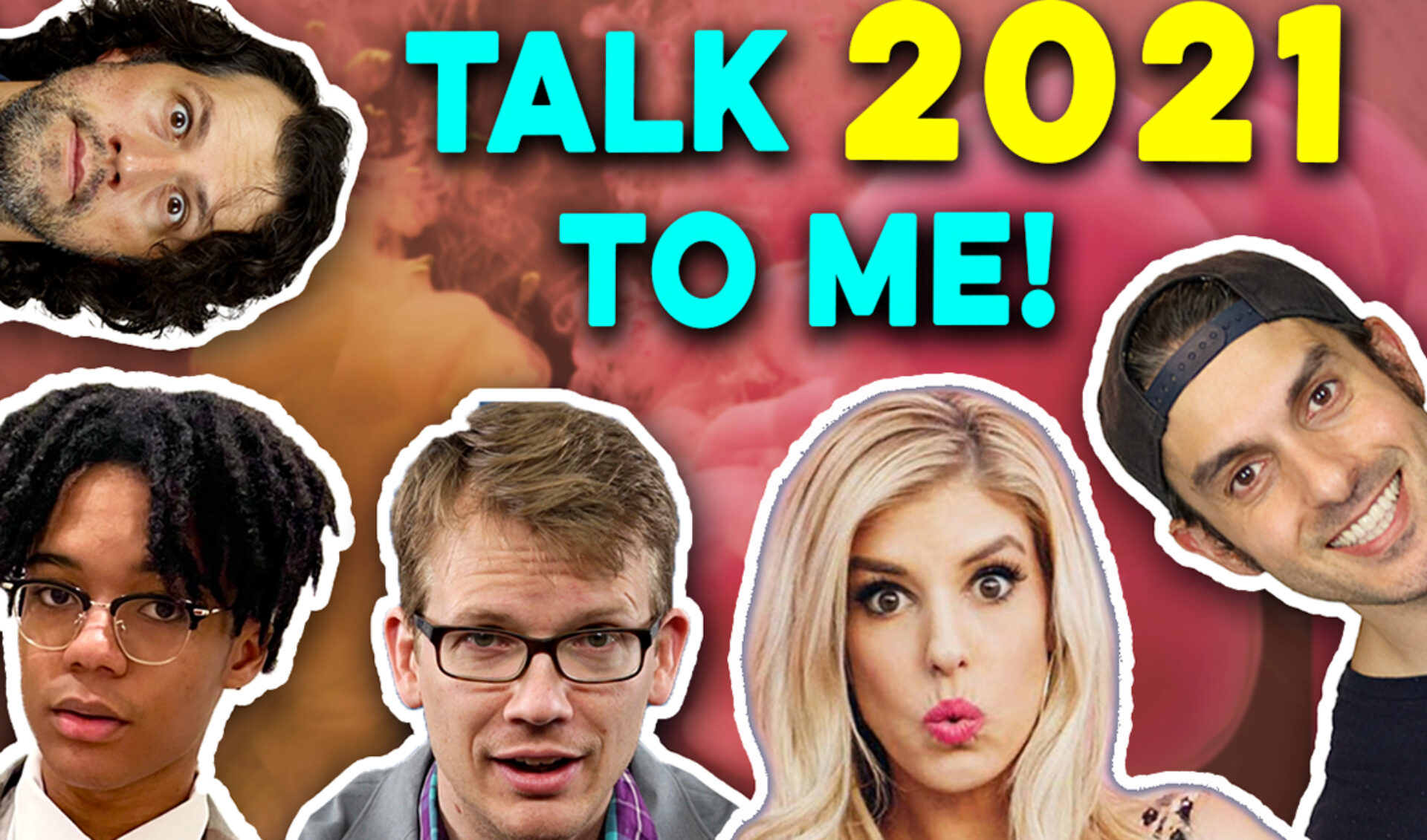 2021 Predictions For YouTube, feat. D'Angelo Wallace, Rebecca Zamolo, And Hank Green