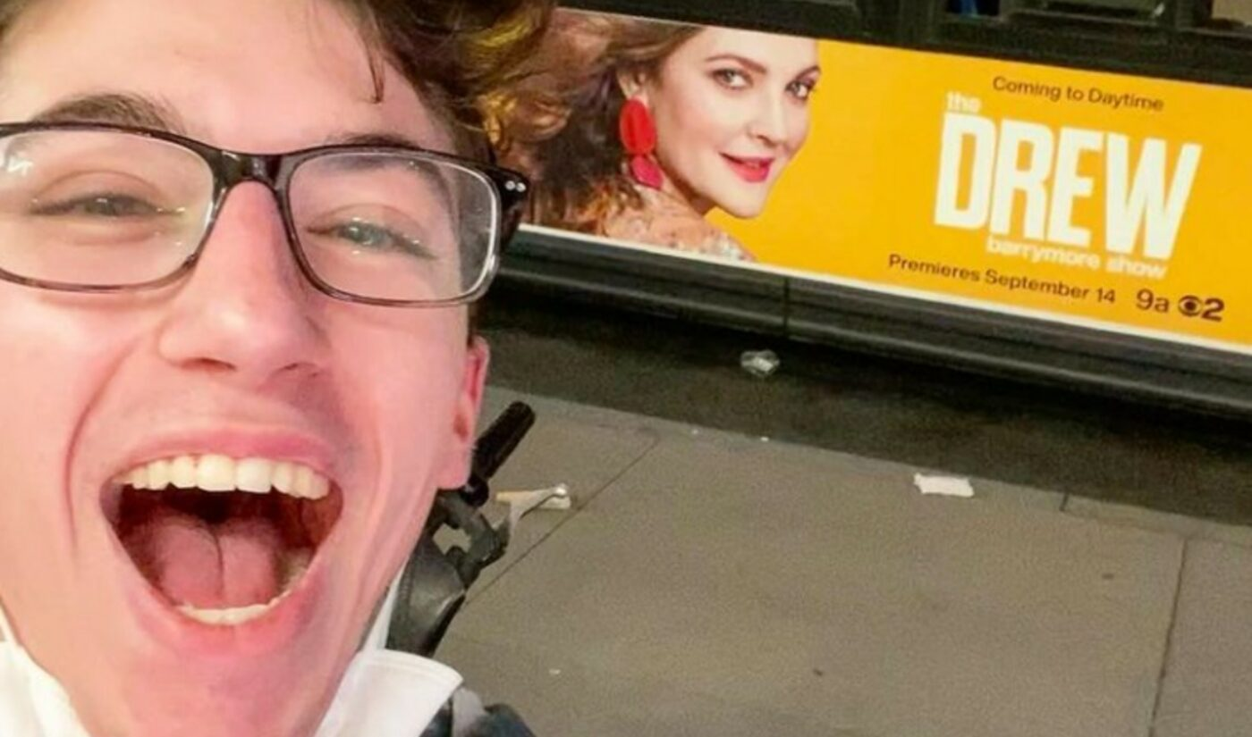 'The Drew Barrymore Show' Taps TikTok Star Eitan Bernath As Principal Culinary Contributor